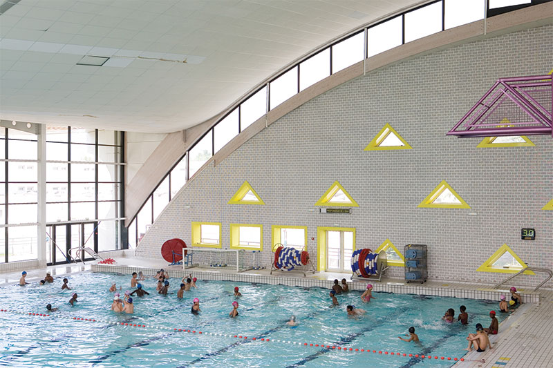 Piscine de Saint Denis