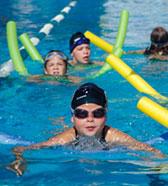 Activités aquatique et apprentissage